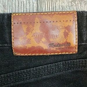 Madewell Jeans - Madewell Skinny Skinny High Riser